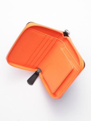 オレンジ KUBERA bi-fold wallet[scotchgard]を見る