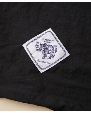 ブラック ELEPHANT BRAND/別注パッカブルトート ナノ・ユニバースメンズ(バイイング)を見る