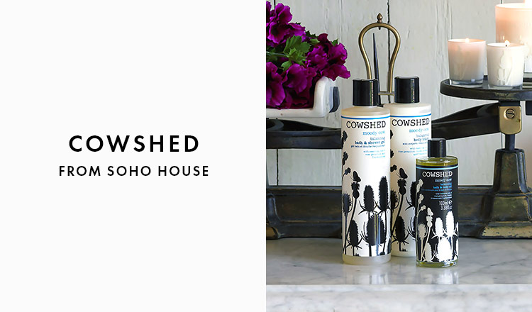 COWSHED FROM SOHO HOUSE
