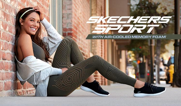 SKECHERS -WOMENS-