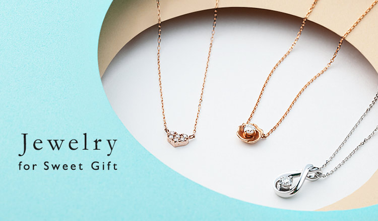 Jewelry For Sweet Gift