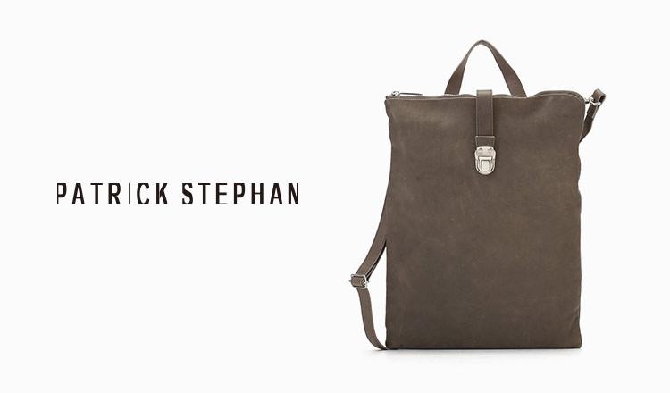 PATRICK STEPHAN(パトリック ステファン)