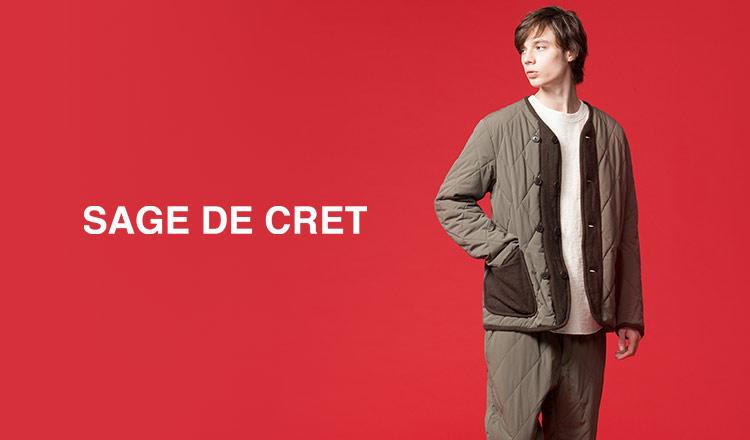 SAGE DE CRET(サージュデクレ)