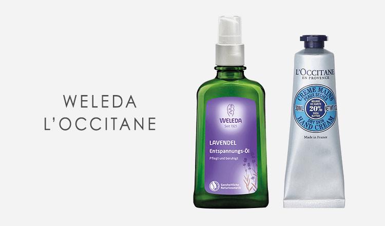 WELEDA/L'OCCITANE