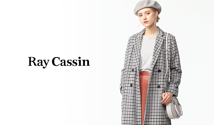 RAY CASSIN and more - MAX70%OFF-