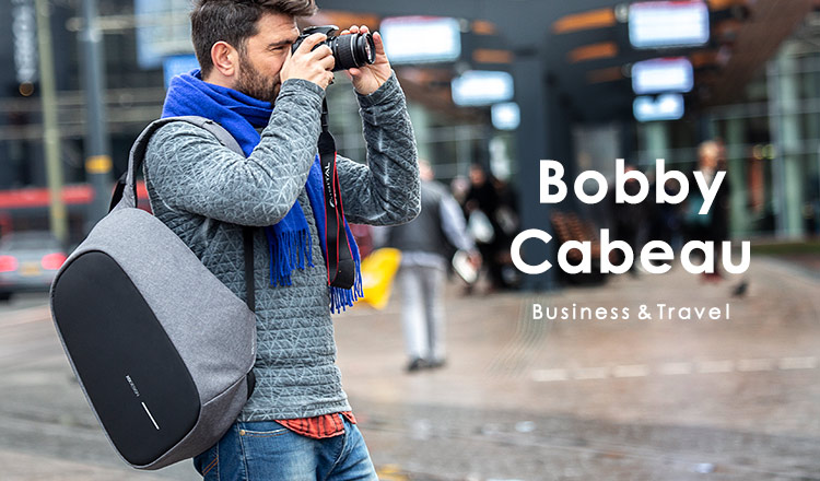Bobby / Cabeau -Business & travel-(ボビー/カブー)
