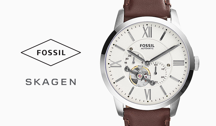 FOSSIL & SKAGEN