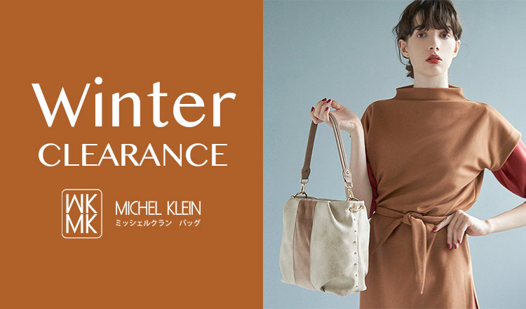 MK MICHEL KLEIN BAG -WINTER CLEARANCE-