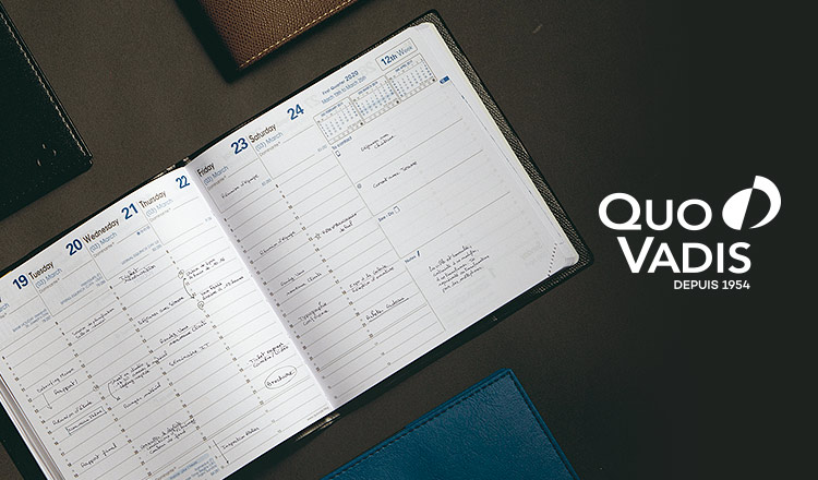 QUO VADIS : MUST HAVE DIARY