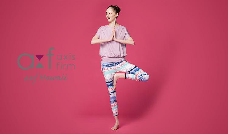AXF HAWAII -Yoga & Gym Wear-