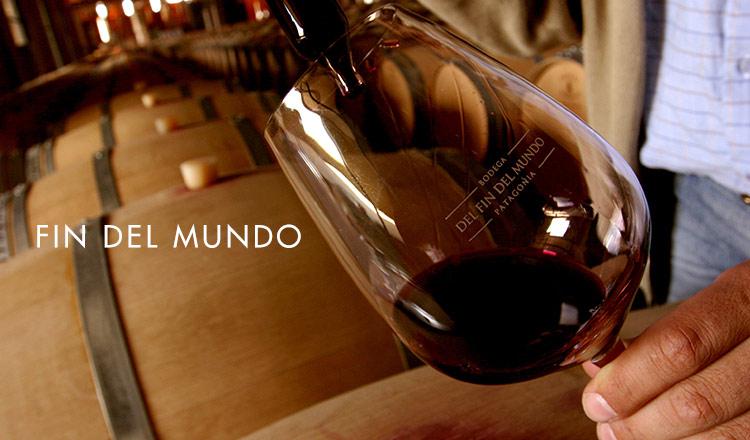 世界の果てのワイン-FIN DEL MUNDO-