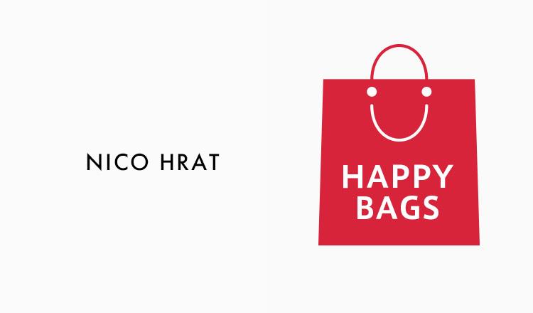 HAPPY BAG : nico hrat & more