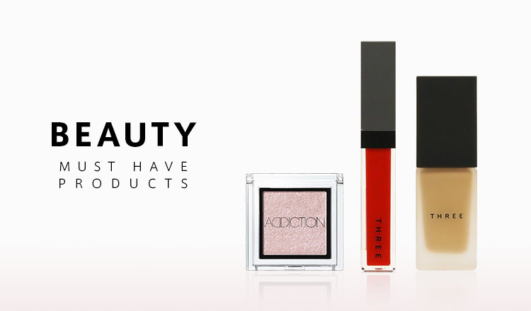Beauty must have products