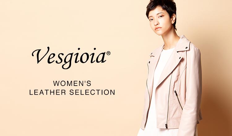 VESGIOIA-WOMEN'S LEATHER SELECTION-