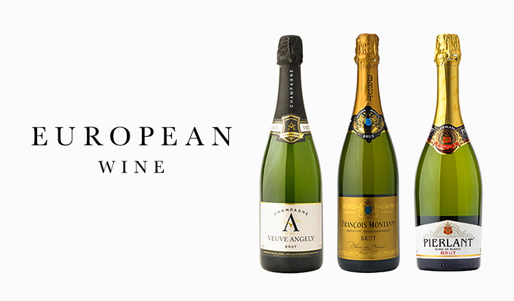 European Wine-お得に楽しむ欧州ワインセット-