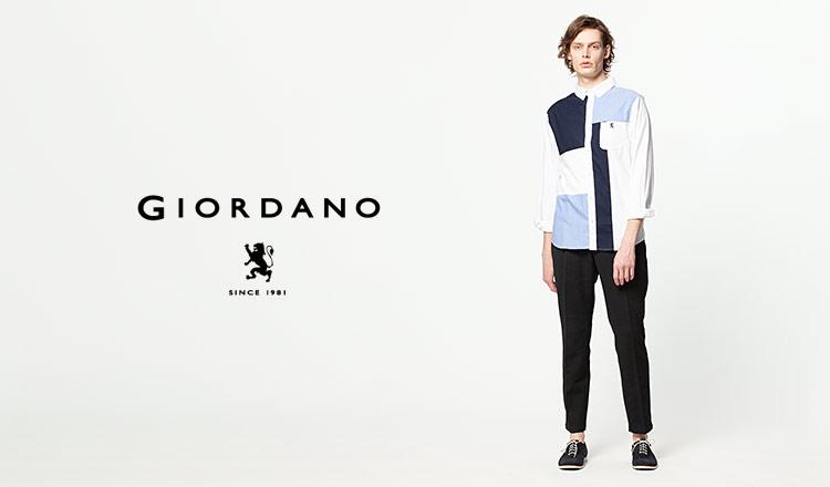 GIORDANO(ジョルダーノ)