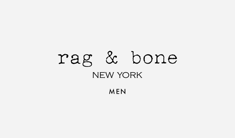 rag&bone MEN