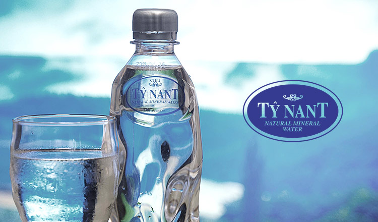 TY NANT -ウエールズの大自然が育んだミネラルウォーター-