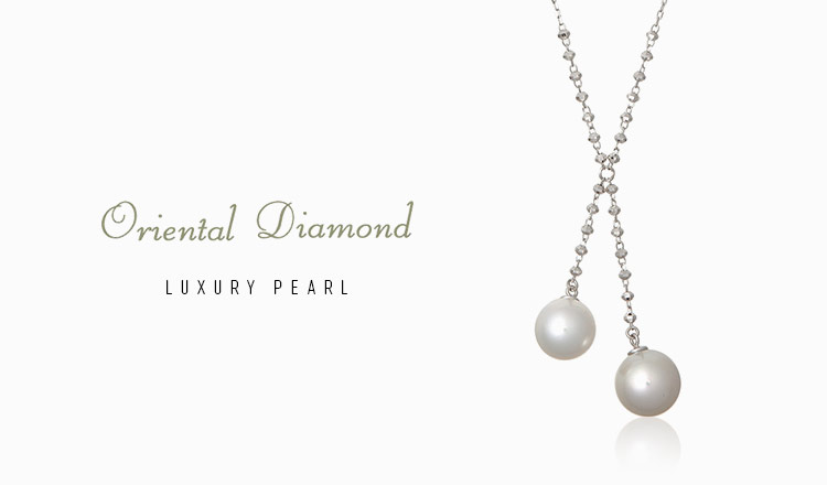 Luxury pearl selection by ORIENTAL DIAMOND