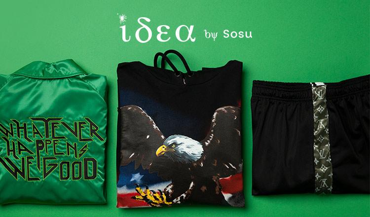 IDEA BY SOSU