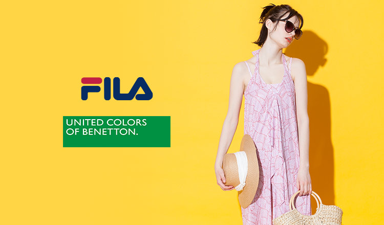 FILA/BENETTON SWIMWEAR