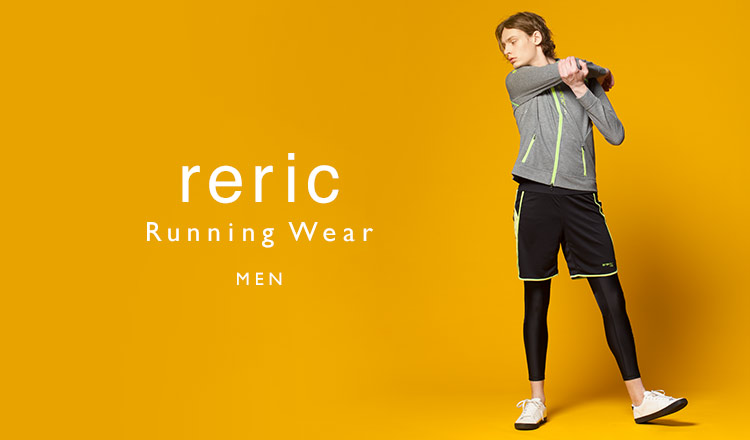 reric -Running Wear- Men