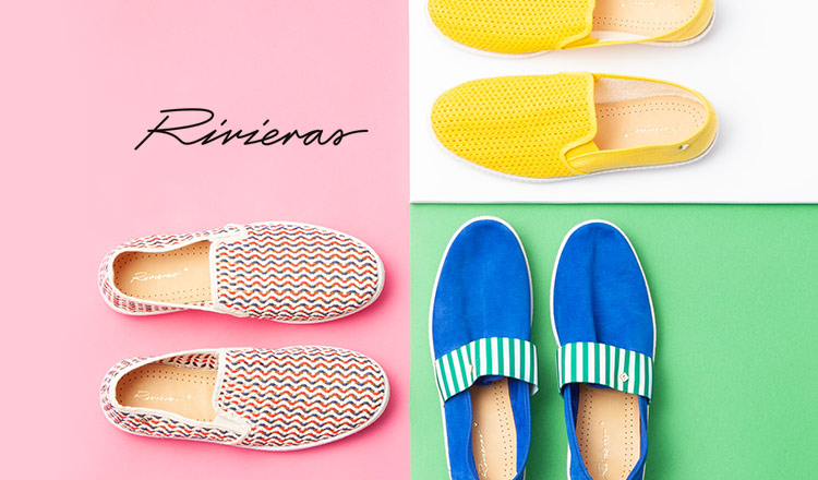 RIVIERAS -WOMENS & KIDS-