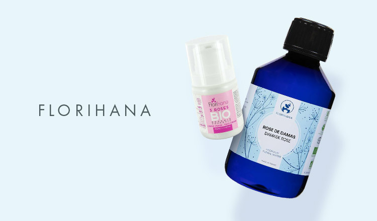 FLORIHANA-天然成分・無添加・100%オーガニックコスメ-