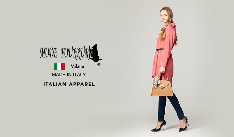 MODE FOURRURE ITALIAN APPAREL SELECTION