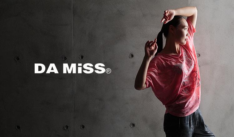 DAMISS -Fitness & Yoga Wear-