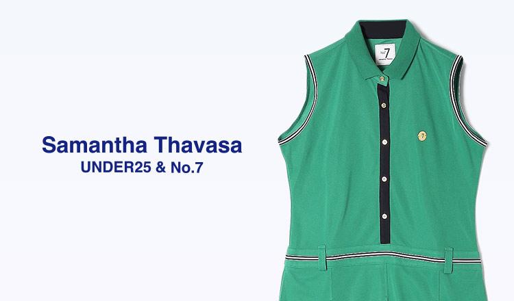 Samantha Thavasa  UNDER25 & No.7