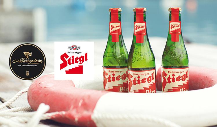 Stiegl / Schwarzbraeu