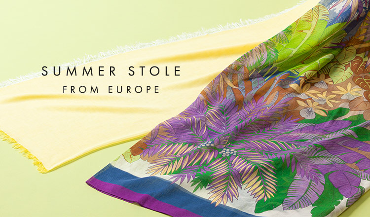 Summer Stole from Europe