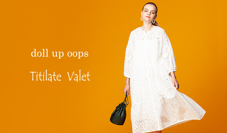 DOLL UP OOPS / TITILATE VALET