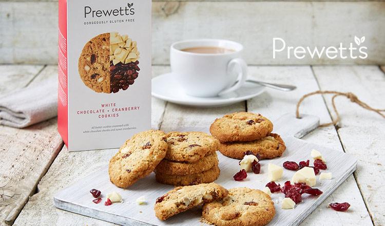 Prewetts -イギリス発のグルテンフリービスケット-