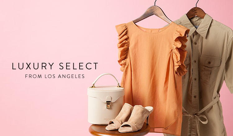 LUXURY SELECT FROM LOS ANGELES