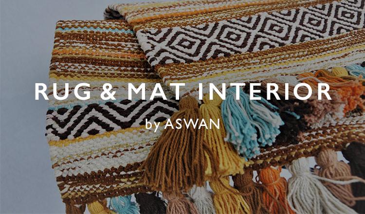 RUG & MAT INTERIOR  by ASWAN