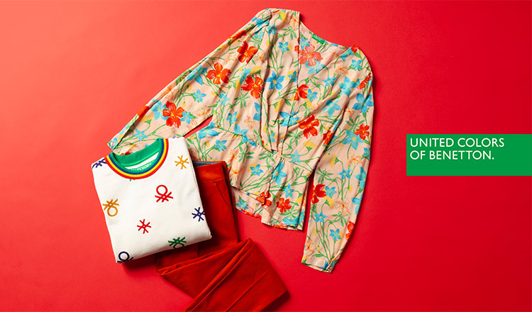 UNITED COLORS OF BENETTON WOMEN -max 80%OFF-
