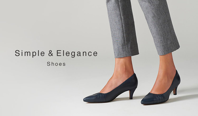 Simple & Elegance Shoes