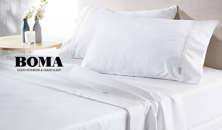 BOMA Bedding:Summer Coolness Items