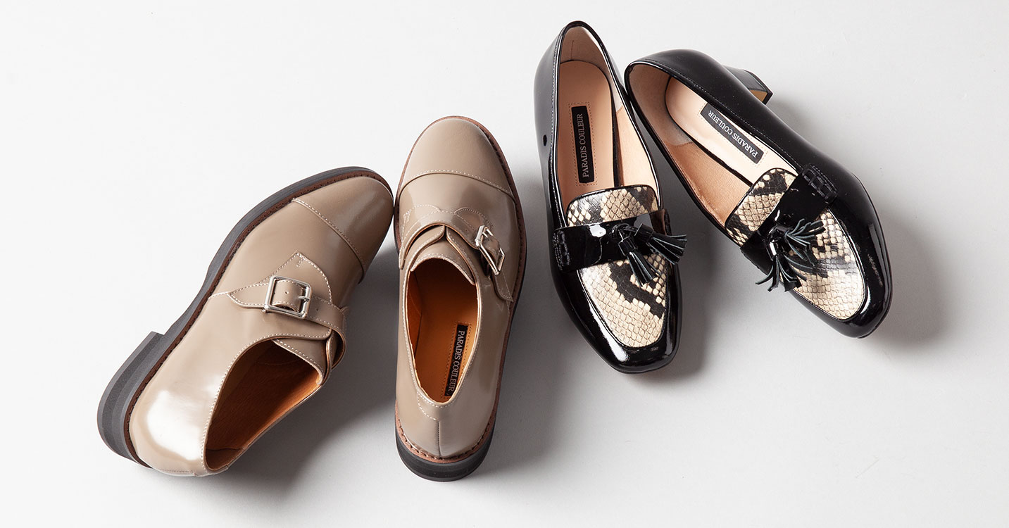 PARADIS COULEUR -Pumps&Flat shoes-