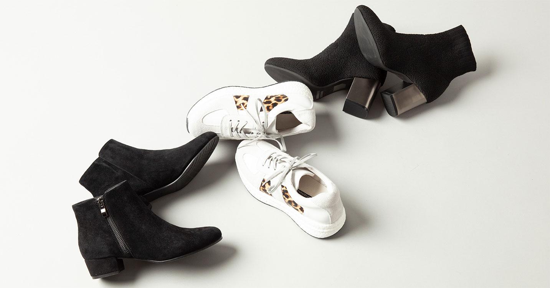 PARADIS COULEUR -Boots&Sneaker-