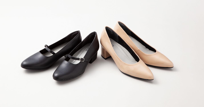 Dr.Scholl -働く女性の足をサポート-
