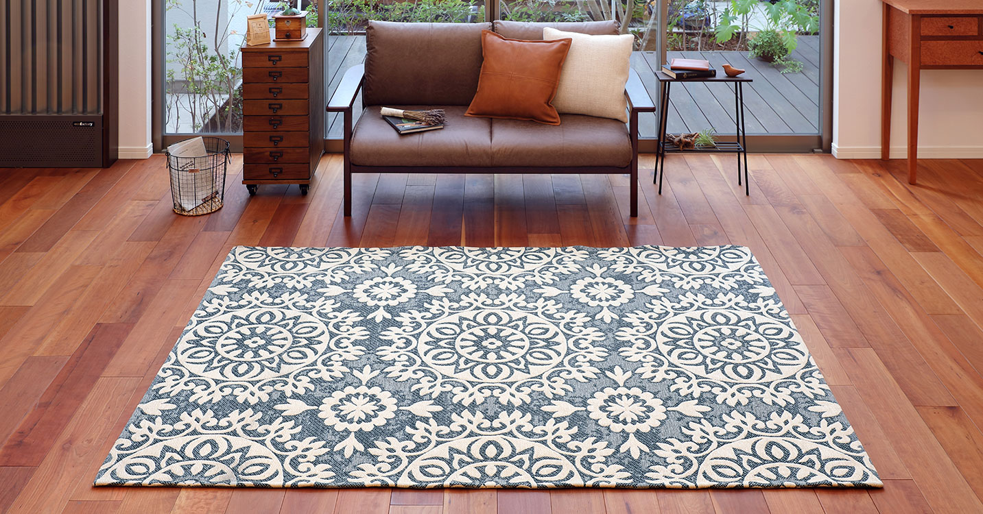 AUTUMN DESIGN RUG