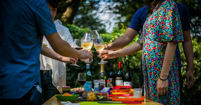 Sparkling Wine  -乾杯の一杯に-