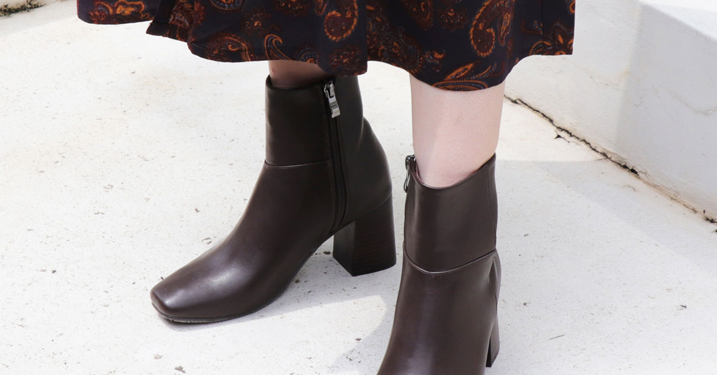 EVOL -BOOTS & SNEAKER COLLECTION-