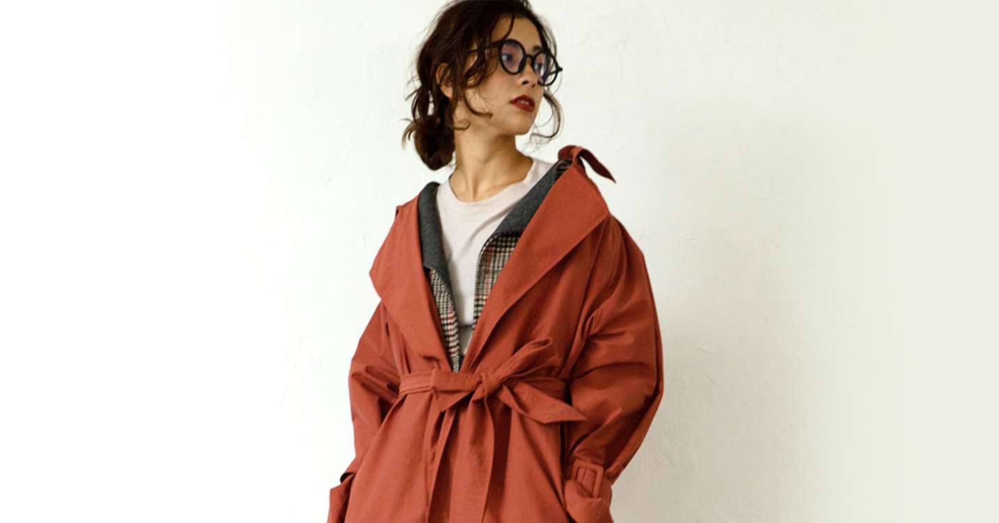 MARJOUR -COAT SELECTION-