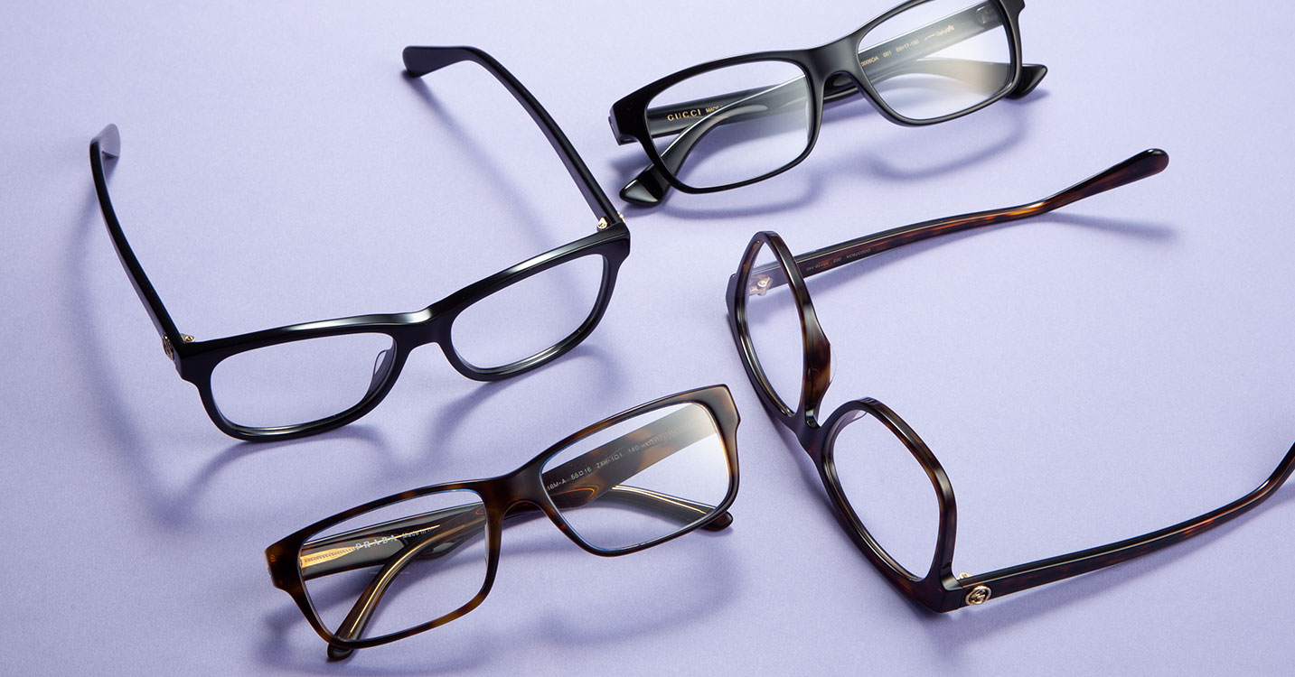 Luxury Eyewear Picks:PRADA,GUCCI, etc.