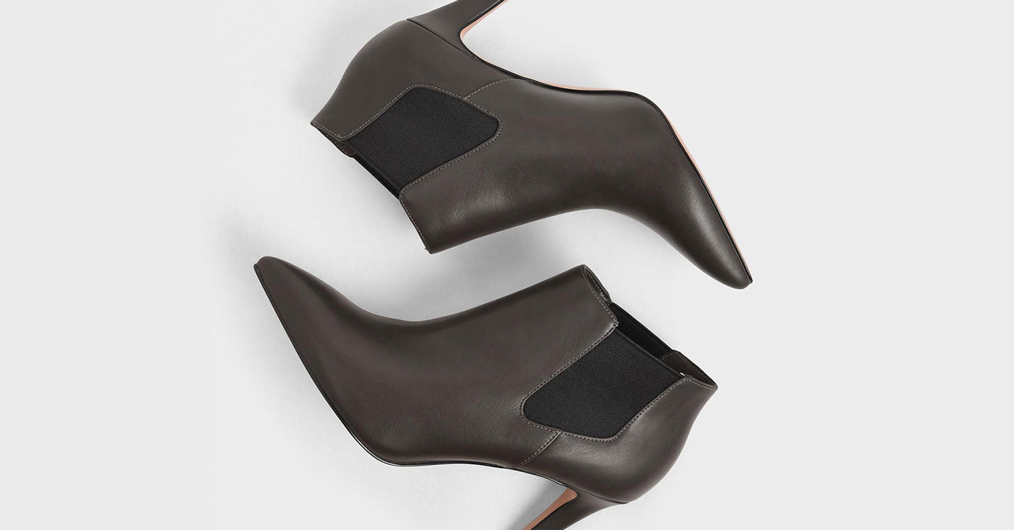 CHARLES&KEITH -SHOES-