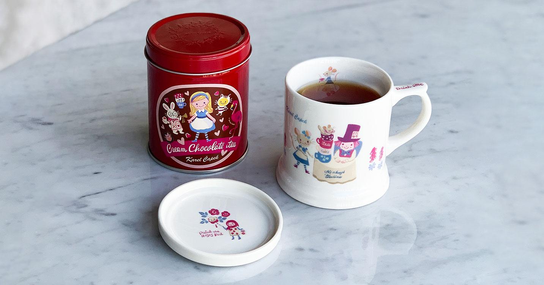 HAPPY HALLOWEEN -カレルチャペック紅茶店-